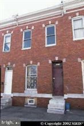 Rent this 2 bed townhouse on 2605 West Fairmount Avenue in Baltimore, MD 21223