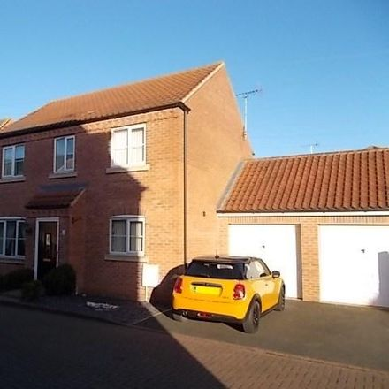 Rent this 4 bed house on Coppice Way in South Kesteven PE10 0GF, United Kingdom