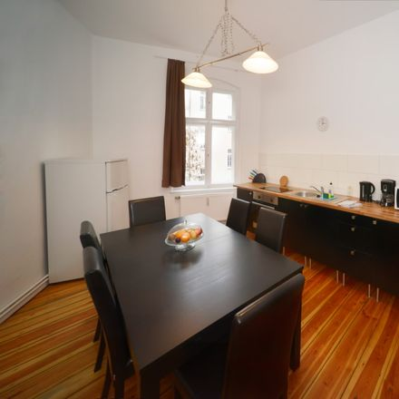 Rent this 6 bed apartment on Old Town Hotel in Greifswalder Straße 211, 10405 Berlin