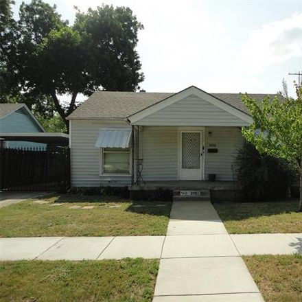 Rent this 3 bed house on 3020 8th Avenue in Fort Worth, TX 76110