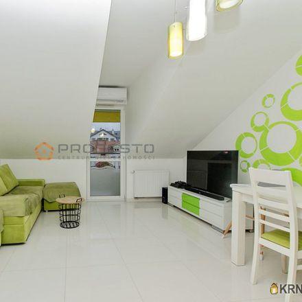 Rent this 3 bed apartment on Centrum Lekkoatletyki in Eugeniusza Kwiatkowskiego, 35-329 Rzeszów