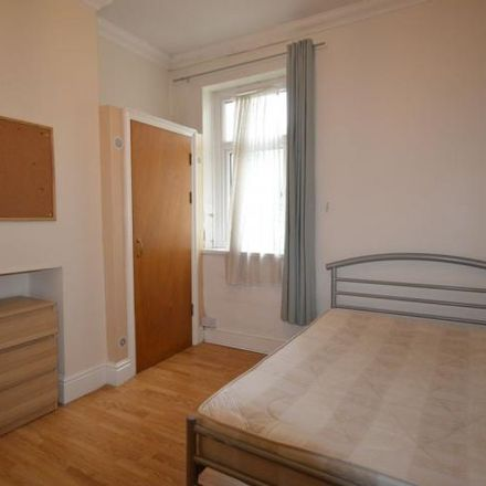 Rent this 5 bed house on Cathays Youth and Community Centre in Cathays Terrace, Cardiff