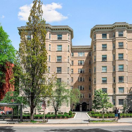 Rent this 2 bed apartment on 1801 16th Street Northwest in Washington, DC 20012