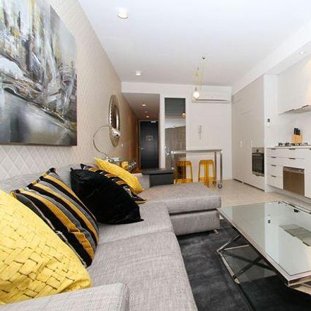Rent this 1 bed apartment on 902/45 Claremont Street