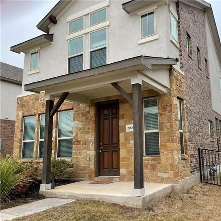 Rent this 3 bed house on Hat Bender Loop in Round Rock, TX 78664
