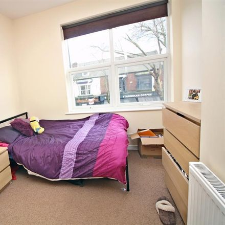Rent this 4 bed apartment on 43 Southgrove Road in Sheffield S10 2NQ, United Kingdom