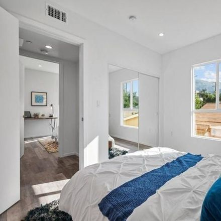 Rent this 3 bed condo on 7088 Greeley Street in Los Angeles, CA 91042