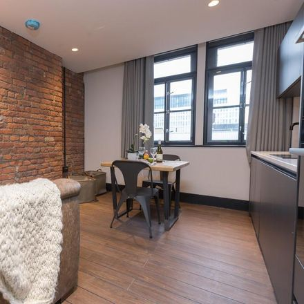 Rent this 1 bed apartment on Macdonald Townhouse Hotel in 99 Princess Street, Manchester M1 6DF