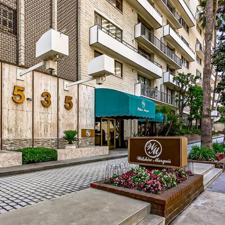 Rent this 2 bed condo on Wilshire Boulevard in Los Angeles, CA 90024