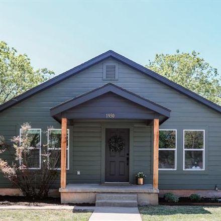 Rent this 3 bed house on 1950 Vine Street in Abilene, TX 79602