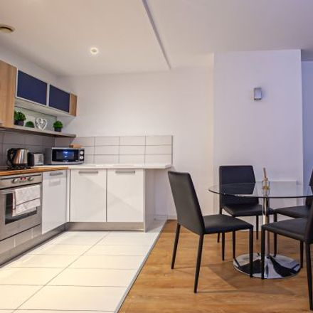 Rent this 3 bed apartment on Skyline Central 2 in Marshall Street, Manchester M4 5FZ
