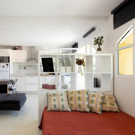Rent this 1 bed apartment on Carrer d'Espinagosa in 08001 Barcelona, Spain