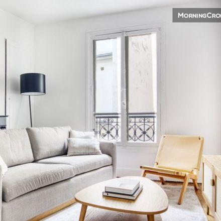 Rent this 2 bed apartment on Paris in Beaubourg, ÎLE-DE-FRANCE