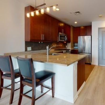 Rent this 1 bed apartment on #1404 in 201 Marin Boulevard, Downtown Jersey City