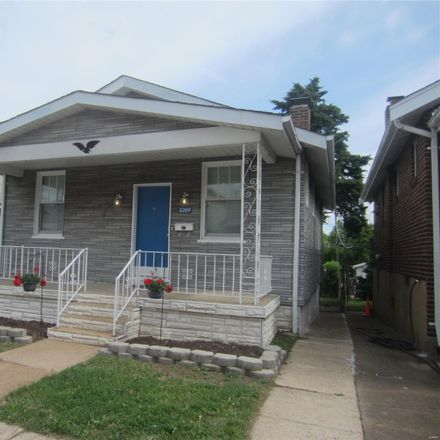 Rent this 2 bed house on 6264 Goener Avenue in City of Saint Louis, MO 63116