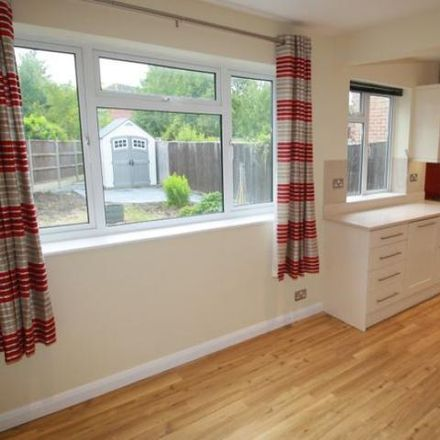 Rent this 3 bed house on St Edwards Catholic First School in Parsonage Lane, Clewer Village SL4 5EN