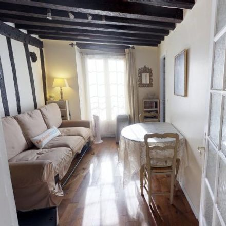 Rent this 1 bed apartment on 18 Rue Guisarde in 75006 Paris, France