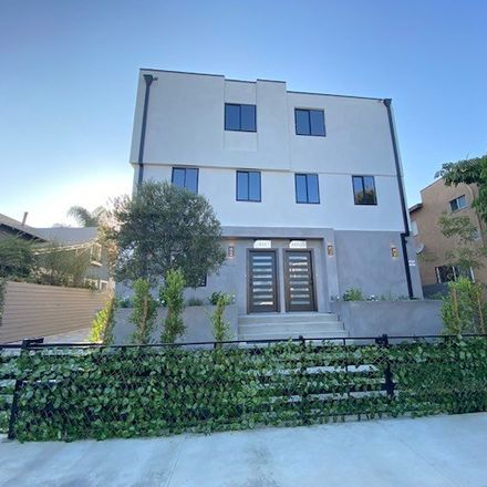 Rent this 4 bed duplex on 835 North Harvard Boulevard in Los Angeles, CA 90029
