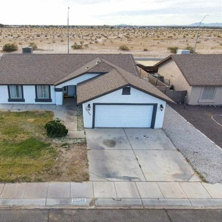 Rent this 3 bed house on 10388 South Cony Avenue in Yuma County, AZ 85367