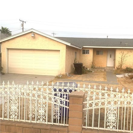 Rent this 3 bed house on 7849 Kempster Avenue in Fontana, CA 92336