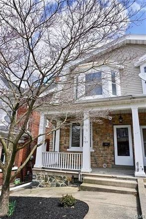 Rent this 3 bed duplex on 739 Fiot Avenue in Bethlehem, PA 18015
