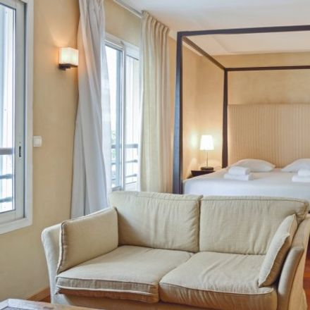 Rent this 2 bed apartment on 8 Avenue Branly in 06150 Cannes, France