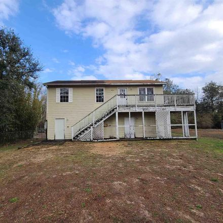 Rent this 3 bed house on 4032 Gordon Wells Drive in Milton, FL 32583