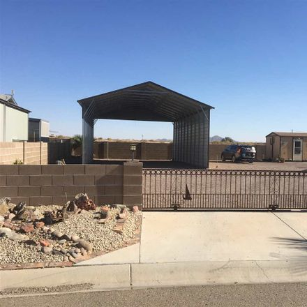 Rent this 1 bed house on Adobe Dr in Wellton, AZ