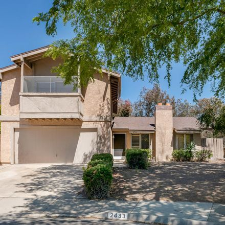 Rent this 4 bed house on 2433 Laurelpark Court in Thousand Oaks, CA 91362