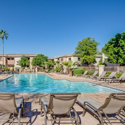 Rent this 2 bed apartment on West Indian School Road in Phoenix, AZ 85037