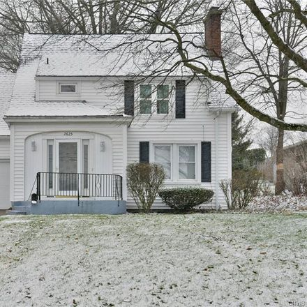Rent this 3 bed house on 2625 Oneida Street in Utica, NY 13501