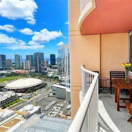 Rent this 1 bed condo on 801 South King Street in Honolulu, HI 96813