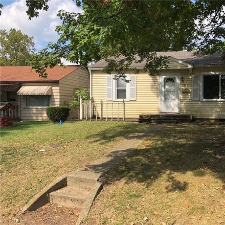 Rent this 2 bed house on 5822 E Greenfield Ave in Indianapolis, IN