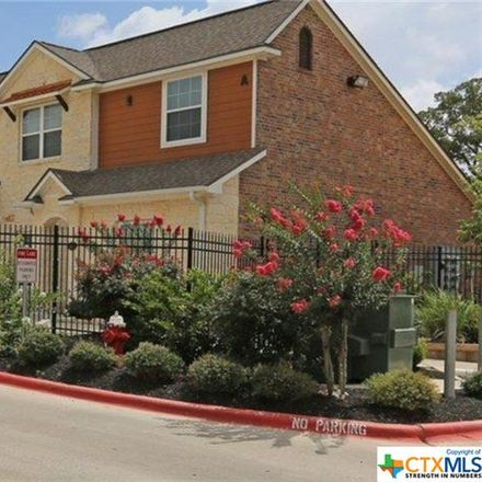 Rent this 4 bed condo on 301 Southwest Parkway in College Station, TX 77840