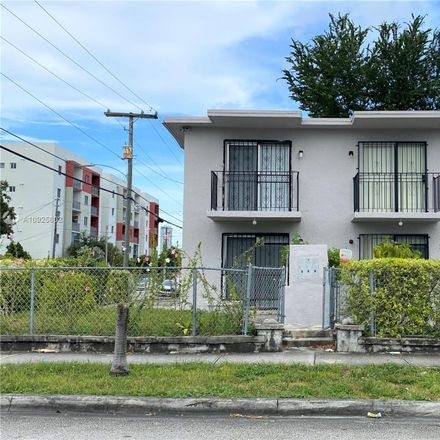 Rent this 2 bed duplex on SW 11th Ave in Miami, FL