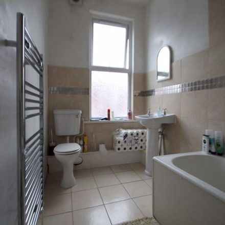 Rent this 6 bed house on Ebberston Terrace in Leeds LS6 1AU, United Kingdom