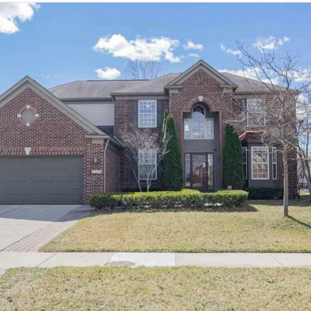 Rent this 4 bed house on Gailes Dr in Macomb, MI