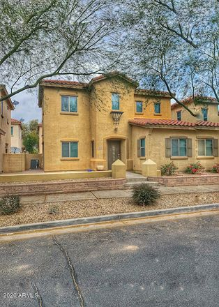 Rent this 3 bed house on 2509 North 148th Drive in Goodyear, AZ 85395