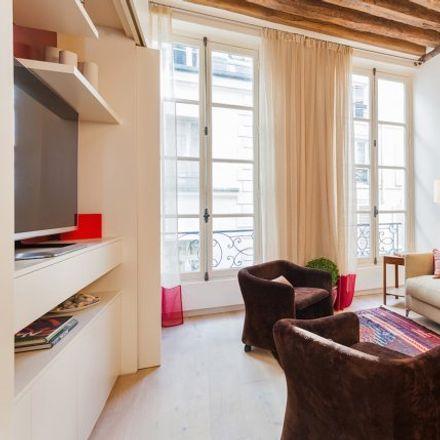 Rent this 2 bed apartment on Paris in Quartier de Saint-Germain-des-Prés, ÎLE-DE-FRANCE