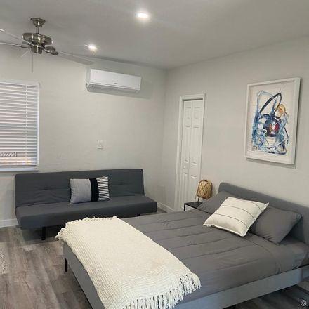 Rent this 1 bed duplex on 520 Northwest 11th Avenue in Miami, FL 33136