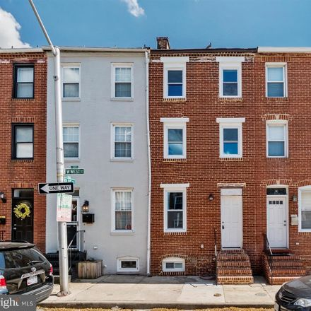 Rent this 3 bed townhouse on 17 West West Street in Baltimore, MD 21230