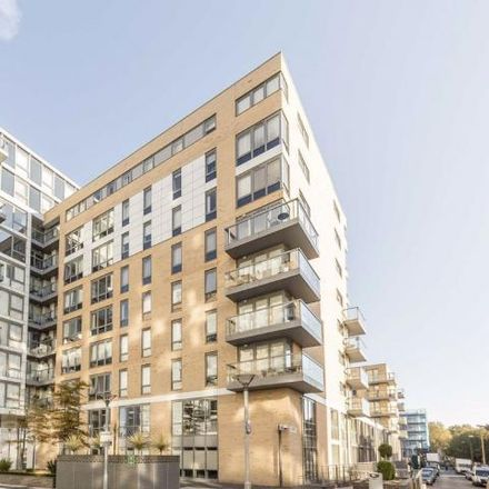Rent this 1 bed apartment on Jubilee Court in 8 Wood Wharf, London SE10 9FR