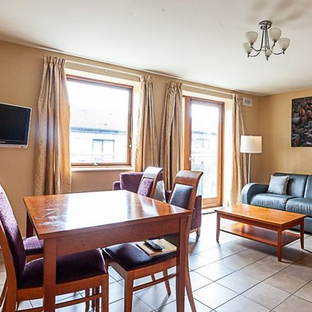 Rent this 1 bed apartment on Usher's Quay Car Park in Usher's Quay, Merchants Quay A ED