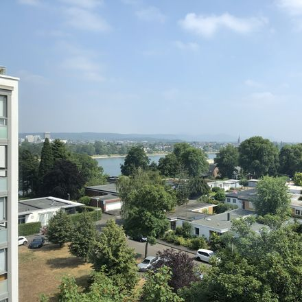 Rent this 2 bed apartment on Am Wichelshof 33 in 53111 Bonn, Germany