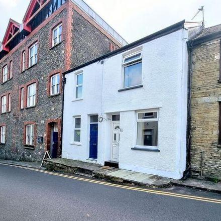 Rent this 2 bed house on Swan Street Car Park in Bullring, Llantrisant CF72 8ED
