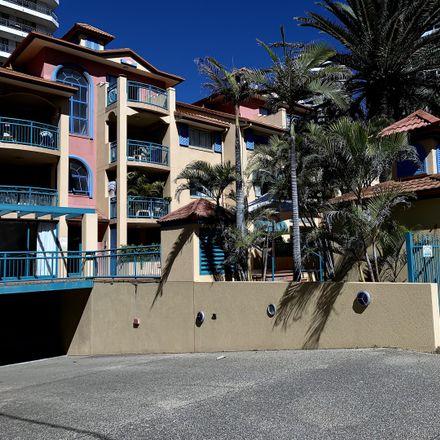 """Rent this 1 bed apartment on 6/4-6 Queensland Avenue """"Antigua Resort"""""""