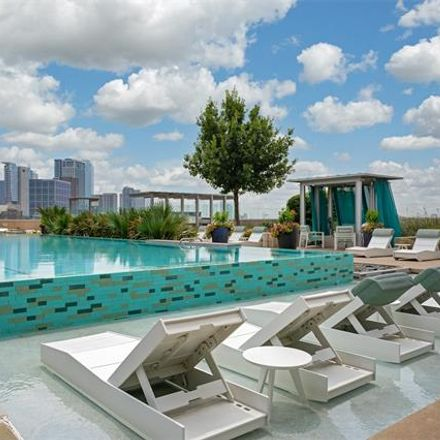 Rent this 2 bed apartment on 1400 Hi Line Drive in Dallas, TX 75207