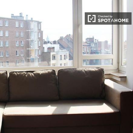 Rent this 1 bed apartment on Rue du Vindictive - Vindictivestraat 8 in 1040 Etterbeek, Belgium