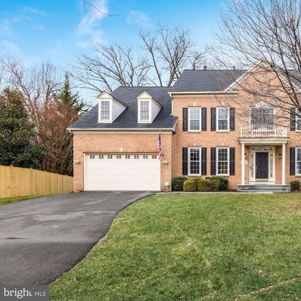 Rent this 4 bed house on 1017 Curtis Place in Rockville, MD 20852