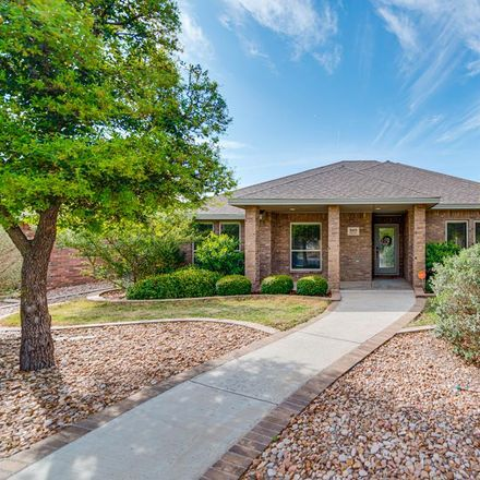 Rent this 4 bed house on Pedernales Dr in Midland, TX